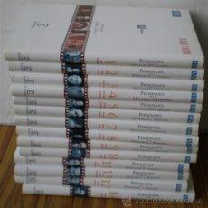 Libros de segunda mano: 14 TOMOS .. PERSONAJES DE LA HISTORIA DE ESPAÑA. Lote 29725335