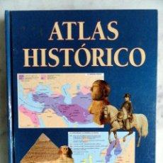 Libros de segunda mano: ATLAS HISTÓRICO - ENCICLOPEDIA TEMÁTICA ILUSTRADA, VARIOS AUTORES. 1999. Lote 29733584