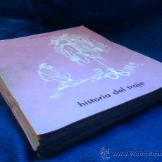 Libros de segunda mano: HISTORIA DEL TRAJE. ANTONIO MINGOTE. LOTE DE 22 ENTREGAS (DE LA IV A LA XXV). PAÑOS BAMBARA. Lote 29772268