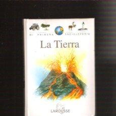 Libros de segunda mano: MI PRIMERA ENCICLOPEDIA 1 LA TIERRA. Lote 29777706