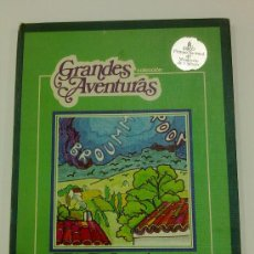 Libros de segunda mano: GRANDES AVENTURAS. EL MUNDO DE TOMILLO TDK41. Lote 136091145