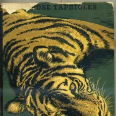 Libros de segunda mano: J. TAPBIOLES : TRATADO DE PELETERÍA 1944. Lote 29826011