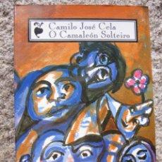 Libros de segunda mano: O CAMALEON SOLTEIRO - EN GALEGO - CAMILO JOSÉ CELA - EDI EL CORREO GALLEGO 1991. Lote 29834868