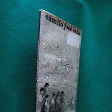 Libros de segunda mano: NUEVAS ESCENAS MATRITENSES. PRIMERA SERIE - CAMILO JOSE CELA - ALFAGUARA - 1965 - 1ª EDICION.. Lote 29862663