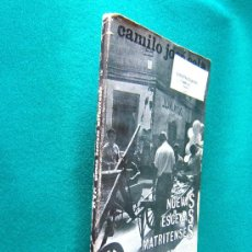 Libros de segunda mano: NUEVAS ESCENAS MATRITENSES. CUARTA SERIE - CAMILO JOSE CELA - ALFAGUARA - 1966 - 1ª EDICION.. Lote 29862772