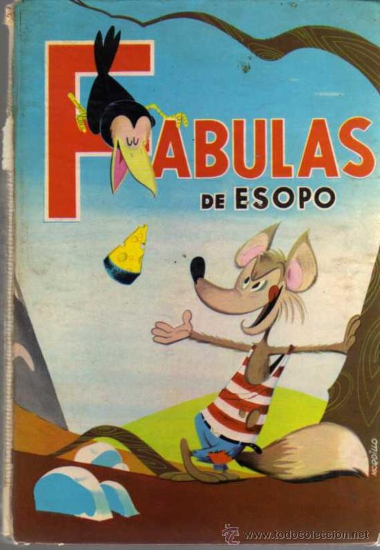 ESOPO - FÁBULAS - COL. COQUITO - EDITORIAL SUSAETA - 1965 (Libros de Segunda Mano - Literatura Infantil y Juvenil - Otros)