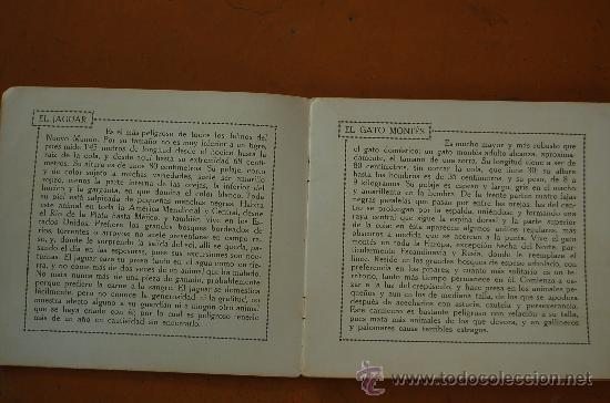 Libros de segunda mano: Pareja de libros albumes de animales ed. Ramon Sopera. Numeros 1 y 3. - Foto 6 - 29902542