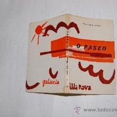 Libros de segunda mano: O PASEO. XOAN XULIO ALFAYA RM55895. Lote 29898800