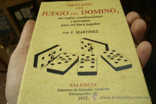 Tratado Del Juego Del Domino Sus Reglas Combi Comprar En