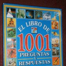 Libros de segunda mano: EL LIBRO DE 1001 PREGUNTAS Y RESPUESTAS POR BRIDGET Y NEIL ARDLEY DE ED. SUSAETA EN MADRID 1993. Lote 29938738