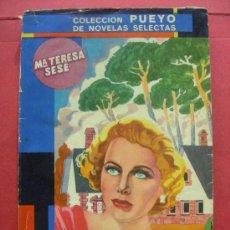 Libros de segunda mano: COLECCIÓN PUEYO - SESÉ - A LA CONQUISTA DEL MUNDO - Nº 466. Lote 30050773