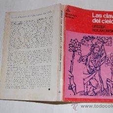 Libros de segunda mano: LOS SOÑADORES EXPERTOS. 10 HISTORIAS DE CIENCIA FICCIÓN ESCRITAS POR CIENTÍFICOS.VV.AA. PX25930. Lote 30117174
