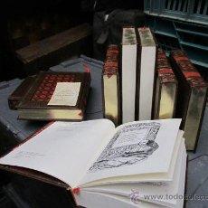 Libros de segunda mano: WILLIAM SHAKESPEARE. OBRAS COMPLETAS - 8 TOMOS EDIC. LIMITADA 6.000 EJEM. 3279. Lote 22471883