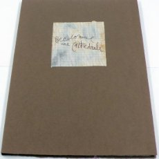 Libros de segunda mano: BEAU COMME UNE CATHEDRALE, EDICIÓ ESPECIAL ALS AMICS DE SI SENYOR, PER ESTIMAR JOAN MIRÓ.. Lote 30171248