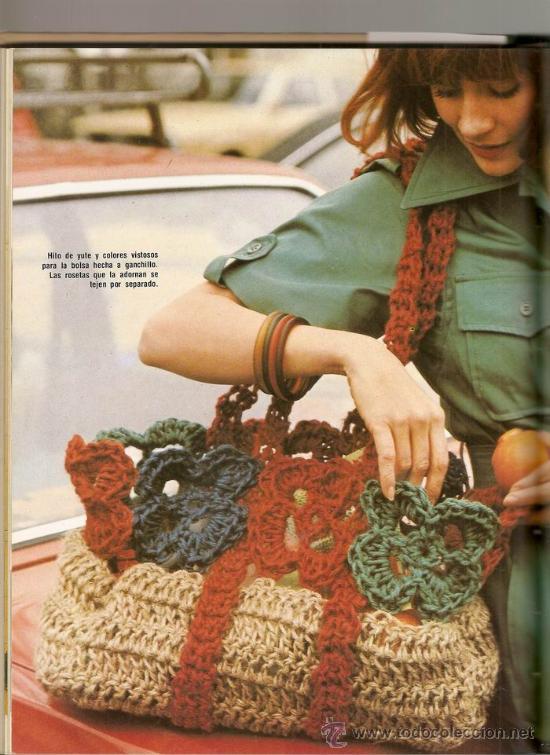 Libros de segunda mano: Gran Enciclopedia Punto Costura: ganchillo, bordado y trabajos manuales. V 4 - Foto 2 - 30215383