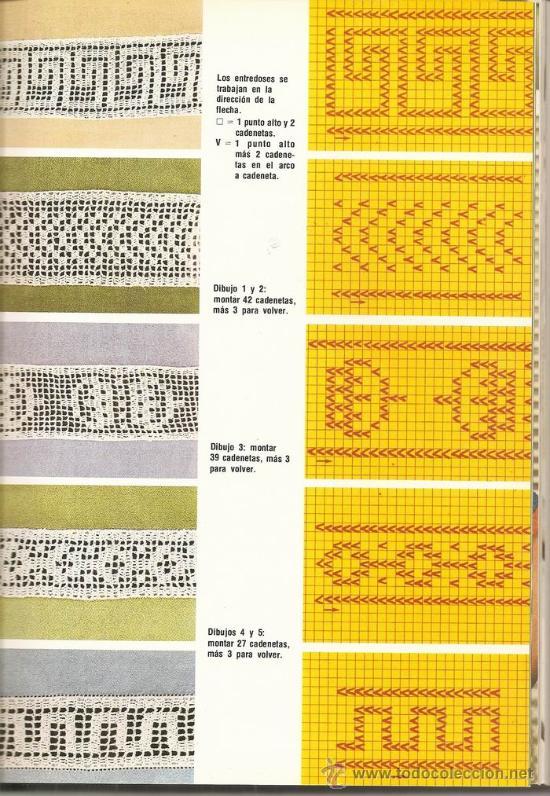 Libros de segunda mano: Gran Enciclopedia Punto Costura: ganchillo, bordado y trabajos manuales. V 4 - Foto 3 - 30215383