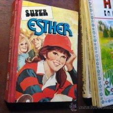 Libros de segunda mano: SUPER ESTHER Y SU MUNDO , Nº 2 EL COMPROMISO DE RITA, BRUGUERA 1982. Lote 288339193