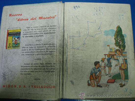 Libros de segunda mano: Enciclopedia Alvarez 2º grado 1965 - Foto 2 - 30324869