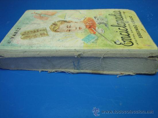 Libros de segunda mano: Enciclopedia Alvarez 2º grado 1965 - Foto 4 - 30324869