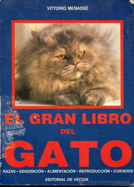 EL GRAN LIBRO DEL GATO (Libros de Segunda Mano - Ciencias, Manuales y Oficios - Otros)