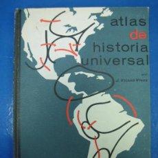 Libros de segunda mano: ATLAS DE HISTORIA UNIVERSAL 1975. Lote 30324271