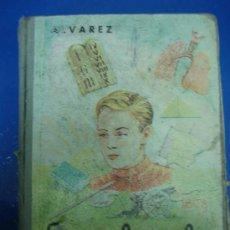 Libros de segunda mano: ENCICLOPEDIA ALVAREZ 2º GRADO 1965. Lote 30324869