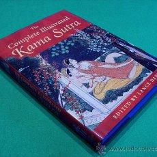 Libros de segunda mano: THE COMPLETE ILLUSTRATED KAMA SUTRA. Lote 30297581