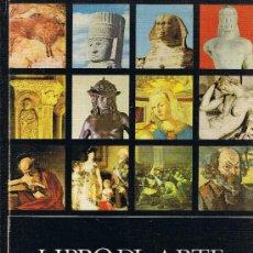 Libros de segunda mano: LIBRO DEL ARTE - 1975 - JAIMES LIBROS. Lote 30509384