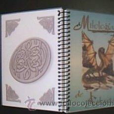 Libros de segunda mano: MITOLOGÍA DE ASTURIAS. DIBUJOS DE SANTIAGO CUESTA BARCALA. LOS CUADERNOS DE UROGALLO. AÑO 2001. Lote 30413710