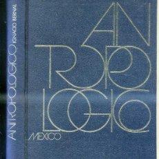 Libros de segunda mano: TESOROS DE LOS GRANDES MUSEOS : ANTROPOLÓGICO DE MÉXICO (1972) MUY ILUSTRADO . Lote 30489277