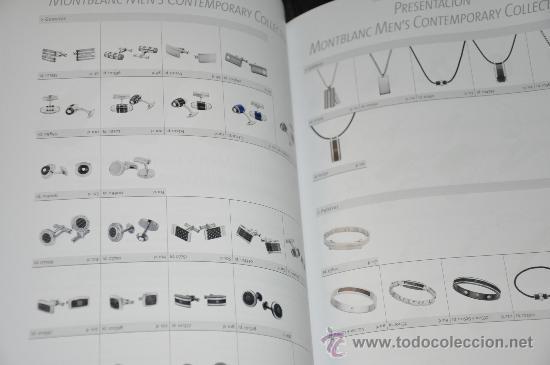 Libros de segunda mano: catalogo de montblanc joyas 2009/10 - Foto 2 - 30490669