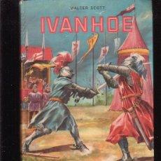 Libros de segunda mano: IVANHOE / AUTOR: WALTER SCOTT ,EDITA : ALBON - MEDELLIN , COLOMBIA. Lote 30526202