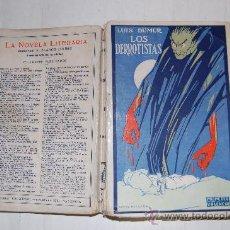 Libros de segunda mano: LOS DERROTISTAS LUIS DUMUR PX25002. Lote 30603865