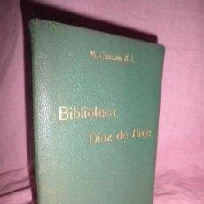 Libros de segunda mano: BIBLIOTECA DIAZ DE ARCE - MIGUEL CASCON - EDICION NUMERADA Y FIRMADA - EN PIEL.. Lote 145710426