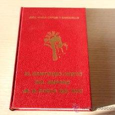 Libros de segunda mano: EL SANTÍSIMO CRISTO DEL AMPARO DE LA POBLA DEL DUC. Lote 30609502