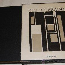 Libros de segunda mano: MUSEO DEL PRADO. PINTURA ESPAÑOLA SIGLOS XVII Y XVIII.ENRIQUE LAFUENTE FERRARI RM21843. Lote 30667666
