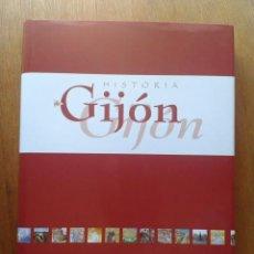 Libros de segunda mano: HISTORIA DE GIJON , EL COMERCIO , GASPAR MEANA , ASTURIAS , 2000. Lote 30690333