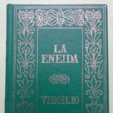 Libros de segunda mano: LA ENEIDA - VIRGILIO. Lote 30690864