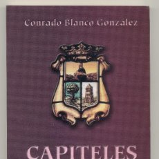 Libros de segunda mano: CAPITELES PARA LA HISTORIA BAÑEZANA IX-CONRADO BLANCO GONZÁLEZ-(LA BAÑEZA,LEÓN). ENVÍO :2,50 € *.. Lote 30732061