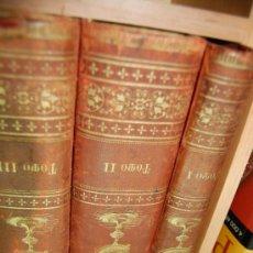 Libros de segunda mano: GEOGRAFÍA UNIVERSAL ASTRONÓMICA, FÍSICA, POLÍTICA, DESCRIPTIVA. EMILIO DE MEDRANO RA20715. Lote 30817671