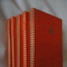 Libros de segunda mano: BARCELONA DIVULGACIÓN HISTÓRICA - TEXTOS RADIADOS DESDE LA EMISSORA DE RADIO BARCELONA - 5 TOMOS. Lote 26738185