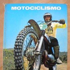 Libri di seconda mano: MOTOCICLISMO. PLAZA Y JANES EDITORES 1972. ALEJANDRO VIGNATI. Lote 30841364