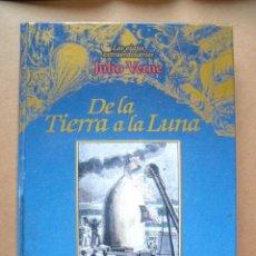 Libros de segunda mano: JULIO VERNE / DE LA TIERRA A LA LUNA, 2001, (VÉR FOTOS).. Lote 30904181