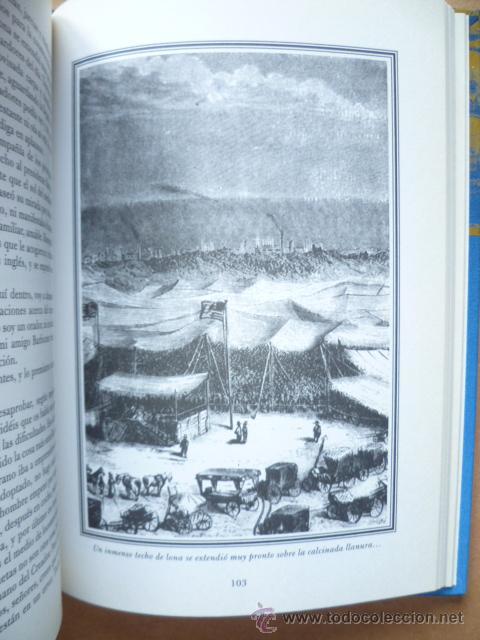 Libros de segunda mano: JULIO VERNE / DE LA TIERRA A LA LUNA, 2001, (vér fotos). - Foto 2 - 30904181