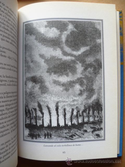 Libros de segunda mano: JULIO VERNE / DE LA TIERRA A LA LUNA, 2001, (vér fotos). - Foto 3 - 30904181