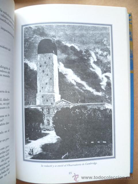 Libros de segunda mano: JULIO VERNE / DE LA TIERRA A LA LUNA, 2001, (vér fotos). - Foto 6 - 30904181