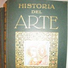 Libros de segunda mano: HISTORIA DEL ARTE. JOSE PIJOAN. 3 VOLUMENES.SALVAT EDITORES. 1951.. Lote 30979196
