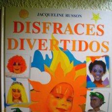 Libros de segunda mano: DISFRACES DIVERTIDOS.. Lote 31030878