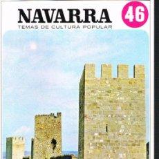 Libros de segunda mano: NAVARRA. ARTAJONA - TEMAS DE CULTURA POPULAR Nº 46. Lote 31039920