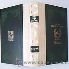 Libros de segunda mano: CARTAS DE RELACIÓN DE HERNÁN CORTÉS. VV.AA. EDICIÓN CONMEMORATIVA V CENTENARIO DEL DESCUBRIMIENTO. Lote 31065575